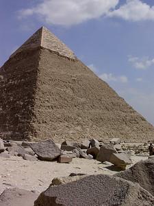 Kafrapyramiden (Foto: Ståle)