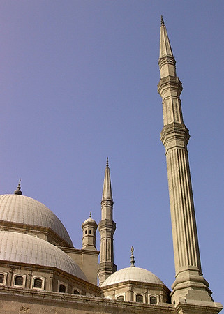 Mohammed Alis moské (Foto: Ståle)
