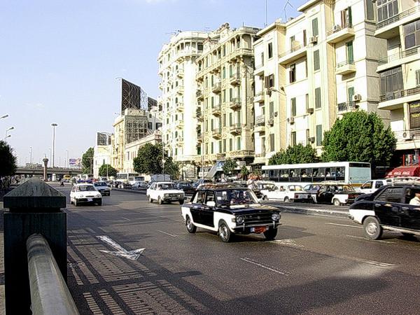 Ramses Street (Foto: Ståle)