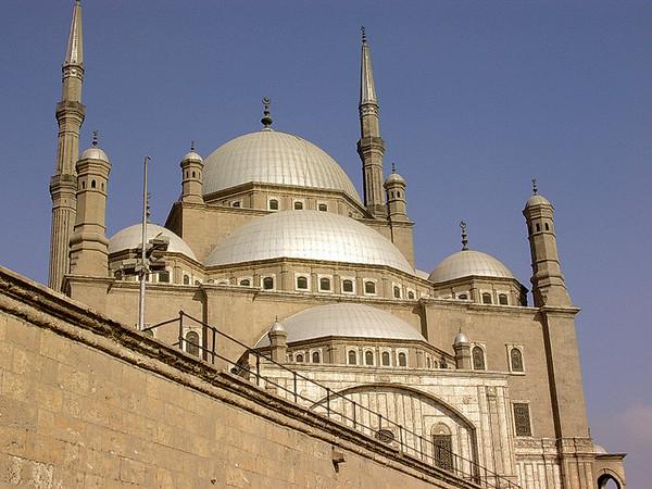 Mohammed Alis moské på Citadellet (Foto: Ståle)