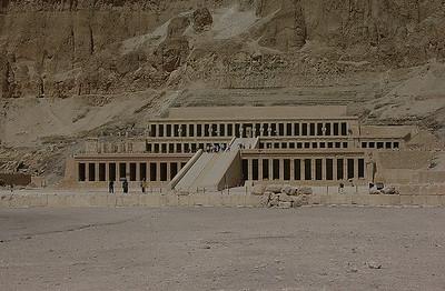 Hatsepsuts tempel (Foto: Ståle)