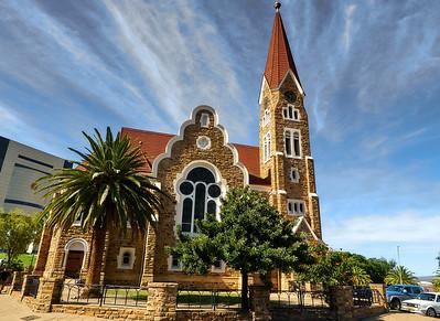 Alte Feste, Windhoek - Foto: Geir