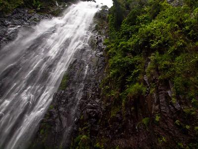 Kuringe Water Falls ved foten av Kilimanjaro (Foto: Ståle)*+