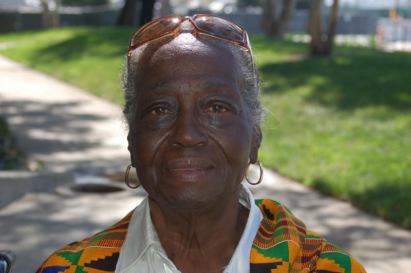 Bonus Photos:  Queen Mother Lillian Mobley<br /> <br /> Photo copyright Kwaku Person-Lynn, PhD