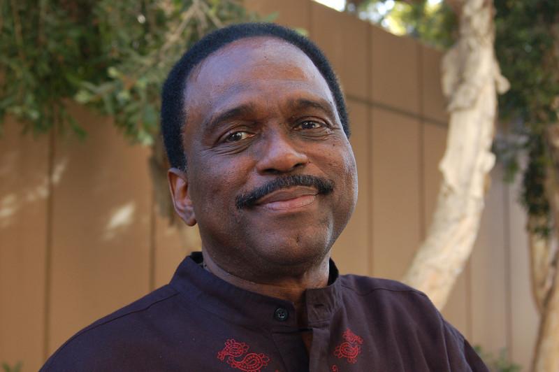 Atty. LeGrand Clegg, City Attorney of Compton, CA and historian.<br /> <br /> Photo copyright Kwaku Person-Lynn, PhD