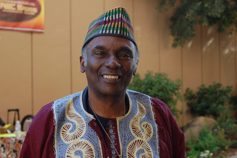 Dr. Leonard Jeffries<br /> <br /> Photo copyright Kwaku Person-Lynn, PhD