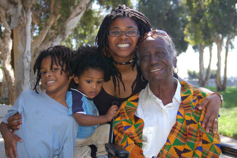 Bonus Photo:  The Love of the Family<br /> <br /> Photo copyright Kwaku Person-Lynn, PhD