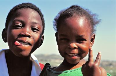 Les enfants de Soweto