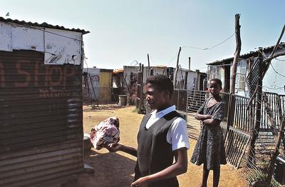 Habitants de Soweto