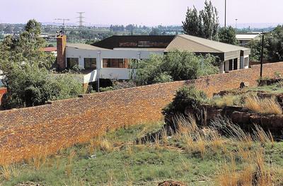 Soweto - Maison de Winnie Mandela