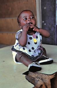 Bambin de Soweto