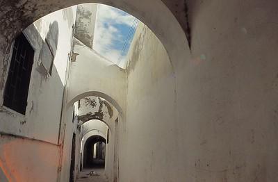 Tripoli - Ruelle de la médina - طرابلس
