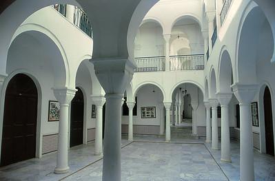 Tripoli - Ancien caravansérail restauré - طرابلس