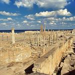 Sabratha - Forum, basilique, temple de Liber Pater - ??????