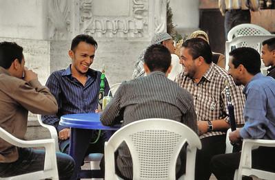 Tripoli - Ambiance de café - طرابلس