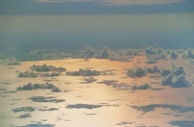 La Méditerranée, peu avant Tripoli