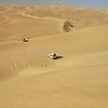 Erg Ubari - Le toboggan des dunes - ⵓⴱⴰⵔⵉ - أوباري