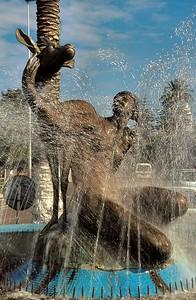 Tripoli - Fontaine des Gazelles - طرابلس