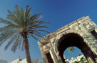 Tripoli - Arc de Marc Aurèle - طرابلس