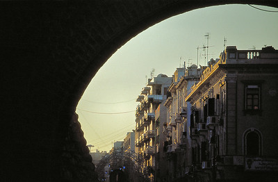 Tripoli - Aux abords de la place Verte - طرابلس