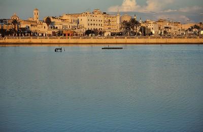 Tripoli - La médina et le plan d'eau - طرابلس