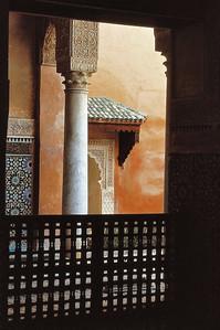 Marrakech - Tombeaux saadiens - مراكش