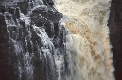Fragment des chutes Victoria