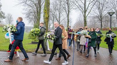 Afscheid Sem in Almere