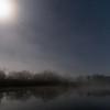 Fog and Moonlight
