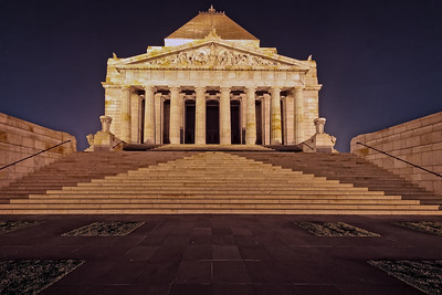 ANZAC Shrine, Melbourne, Australia
