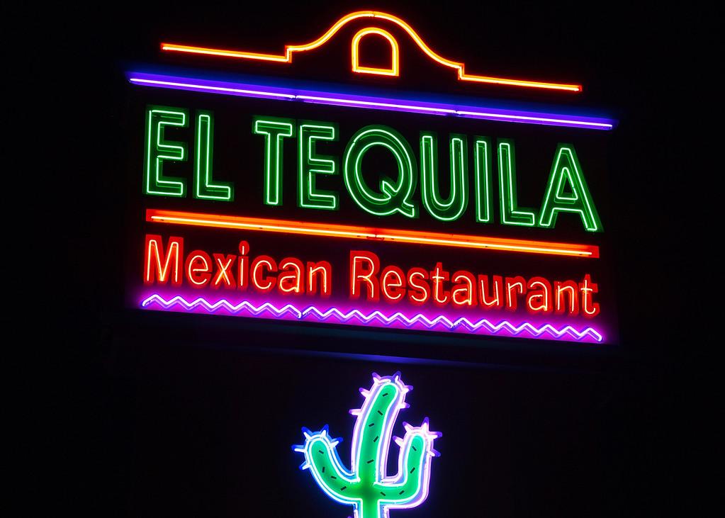 El Tequila Mexican Restaurant, Tulsa, Oklahoma