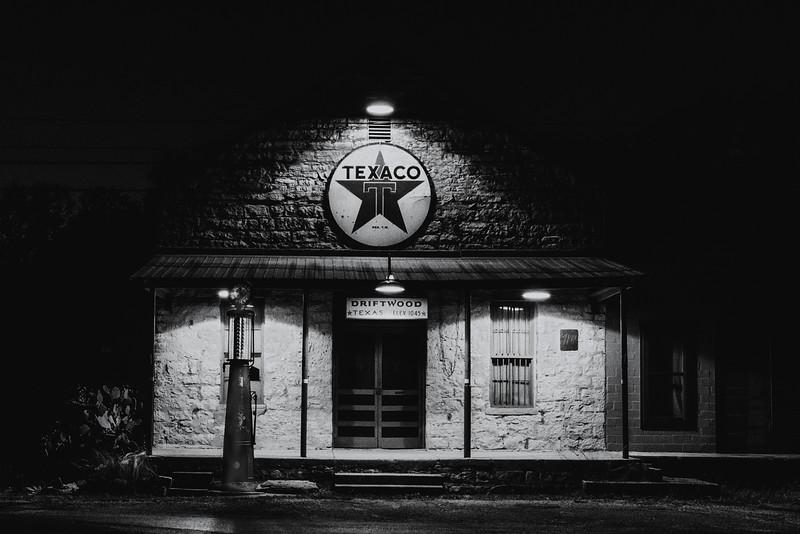 Driftwood, Texaco