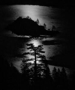 Full Moon and Shadows