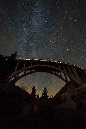 Rainbow Bridge, Donner Pass