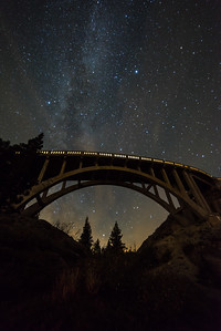 Rainbow Bridge, Donner Pass