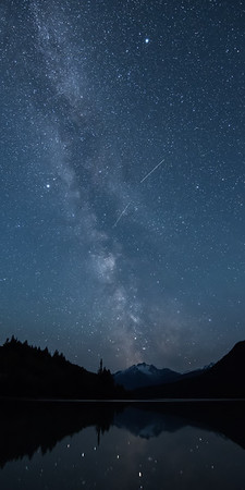 A slice of the Milky Way