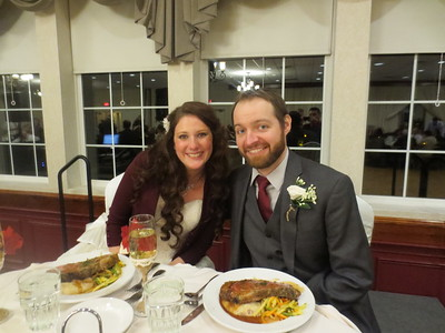 Amanda and Steve
