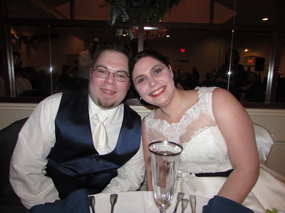 Kaybeth Gosselin-Forget and Mike Fortier Friday, January 9, 2015 (100)