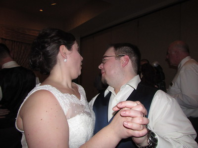 Kaybeth Gosselin-Forget and Mike Fortier Friday, January 9, 2015 (114)