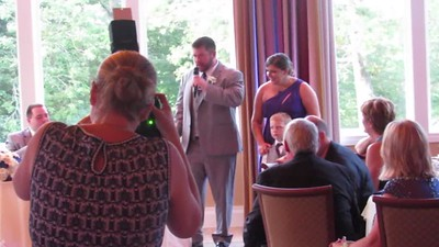 Brian & Amy Speech