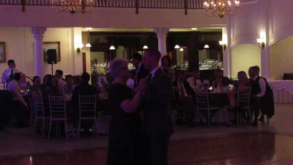 Grandmother Grandson Dance