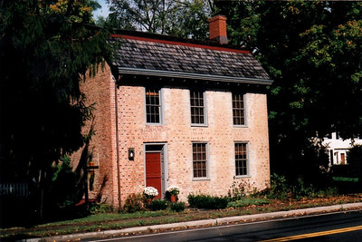 The Benedict Arnold House