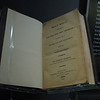 This copy of a Bible translated by Charles Thomson is on display at the Museum of the Bible in Washington, DC.