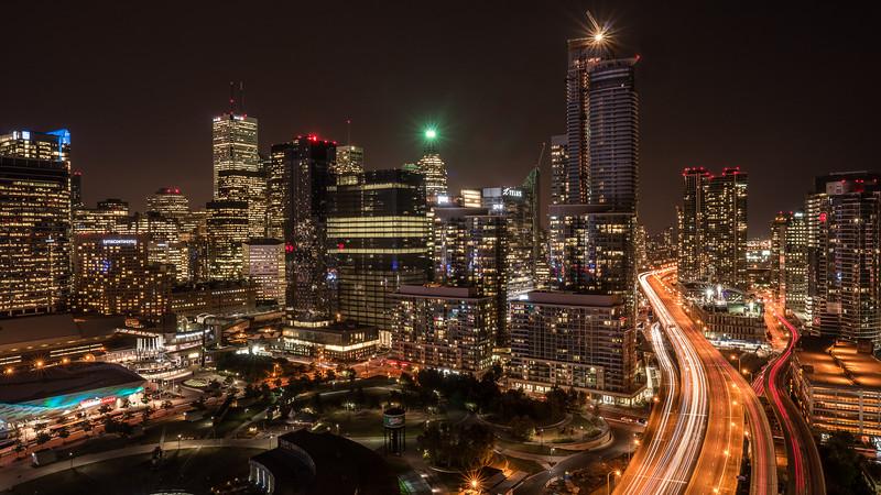 City at Night: Electrified