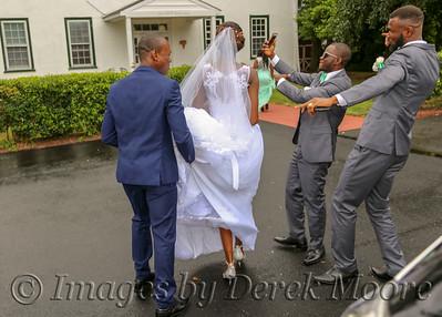 After The Ceremony - Josiah & Frances Mondubue