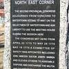 Northeast corner