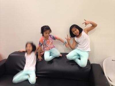 after school hangout
