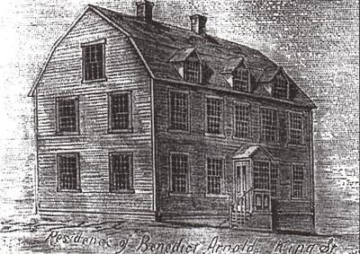 Arnold's Saint John Home Site
