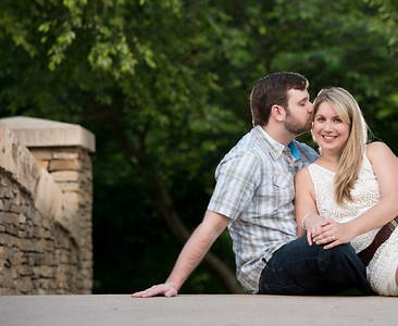 Charlotte Engagement Portraits