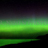Sleeping Bear Aurora - Taken on May 8, 2016 at 12:47 am looking north from Esch Beach over Lake Michigan in the Sleeping Bear Dunes National Lakeshore.